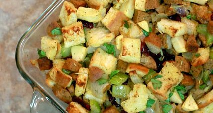 Vegan stuffing recipe