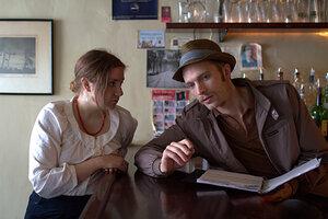 Lena Dunham And David Call Appear In A Scene From U0027Tiny Furniture.u0027