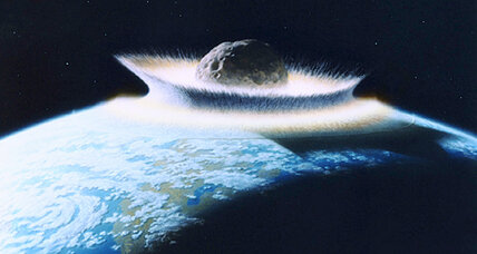 Asteroid strikes: Do we need an early-warning system?