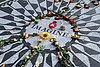 John Lennon fans remember former Beatle in New York
