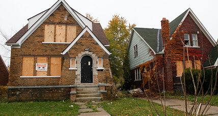 Detroit's next step to combat blight: buy and rehab vacant homes