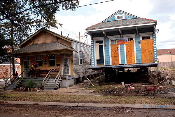 new orleans makeover economic boost or loss of a historical legacy