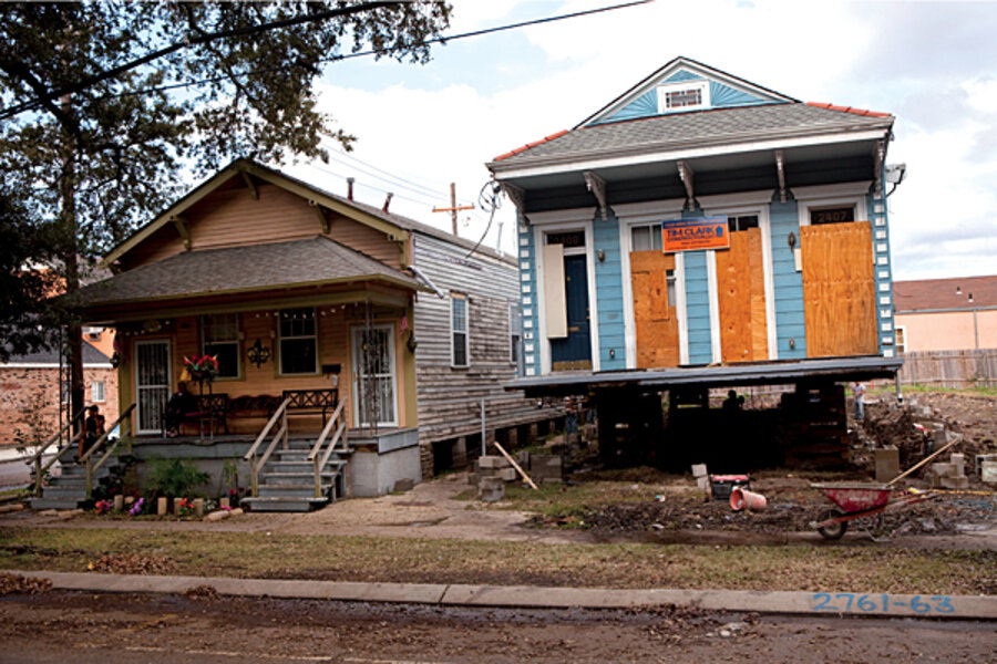 New Orleans Makeover Economic Boost Or Loss Of A