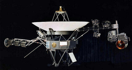 Voyager 1 spacecraft entering 'heliopause,' leaving solar wind behind
