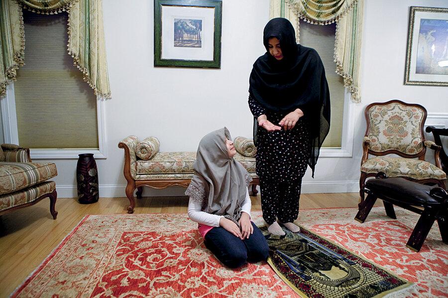 How parents keep the faith: Teaching the religion of Islam ...