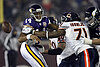Chicago Bears rout Minnesota Vikings 40-14 Monday