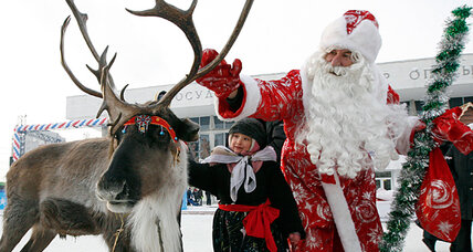 Quirky Christmas traditions around the world