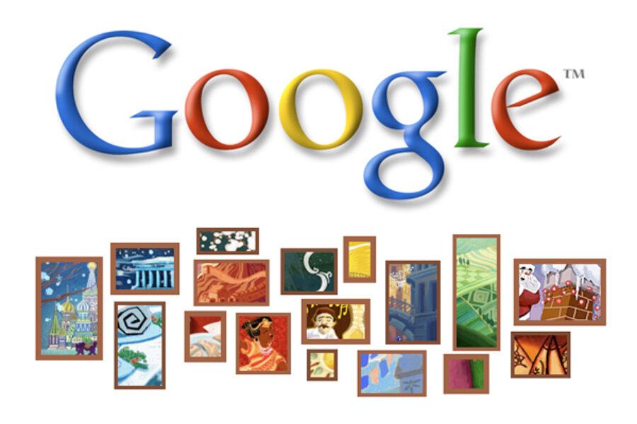 Google logo today: Decoding Google's holiday doodle