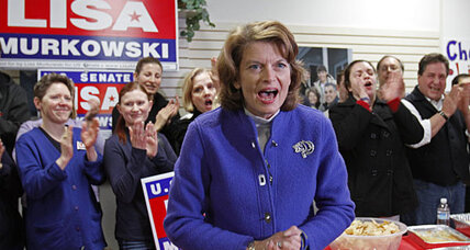 In Alaska, Joe Miller steps aside for Lisa Murkowski to take Senate seat