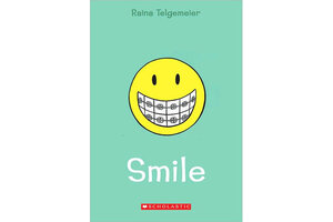 Smile by Raina Telgemeier — Reviews, Discussion, Bookclubs, Lists