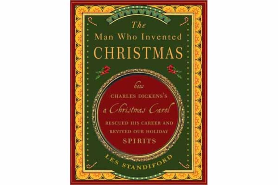 The Man Who Invented Christmas Poster.Classic Review The Man Who Invented Christmas Csmonitor Com