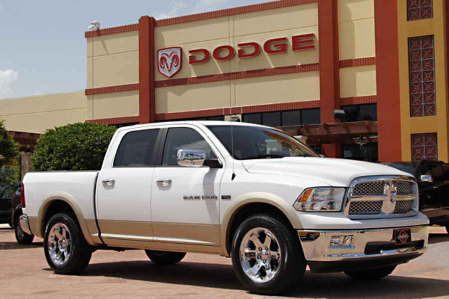 Dodge Ram Recall Chrysler Dodge Recalls Almost 150 000 Trucks And
