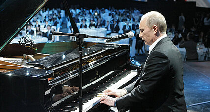 Putin croons like Sinatra: Top 7 marquee moments