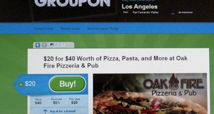 Groupon and four other firms thrived in recession. Their secret?