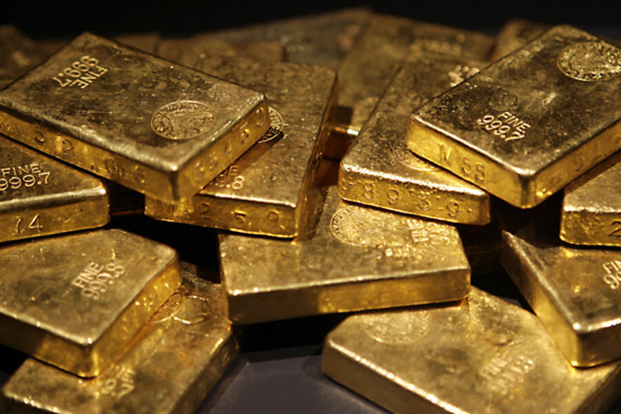 Is gold a bubble? The blogosphere weighs in - CSMonitor com