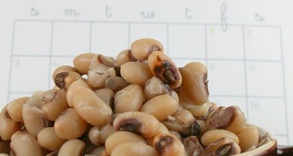 Black-eyed peas recipe for New Year's Day