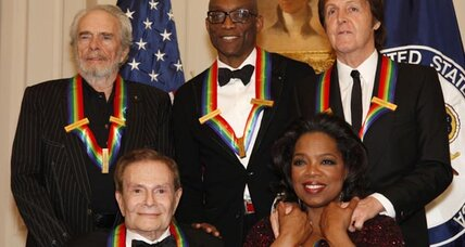 Kennedy Center honors 2010: Oprah Winfrey, Paul McCartney among five receiving accolades