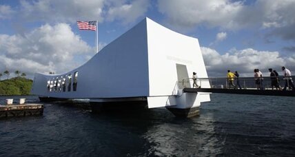 Pearl Harbor Day sees fewer surviving veterans from 1941 Hawaii attack(VIDEO)