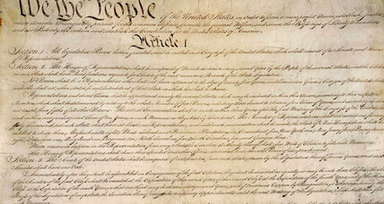 How much do you know about the US Constitution? A quiz.