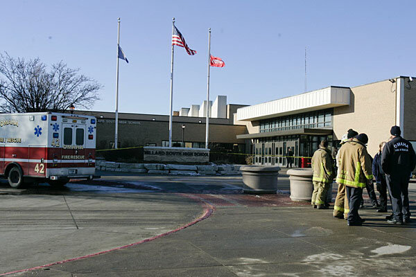 Millard South High School: Vice Principal dies after Omaha school shooting - CSMonitor.com