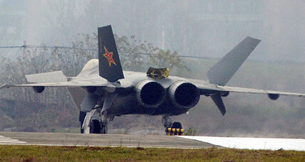 We underestimated China, US official says after reports of J-20 stealth fighter