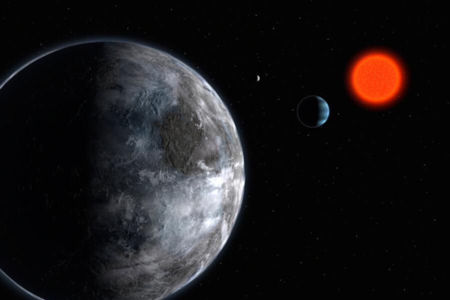 Red dwarf star systems: Promising for life, but watch the ...
