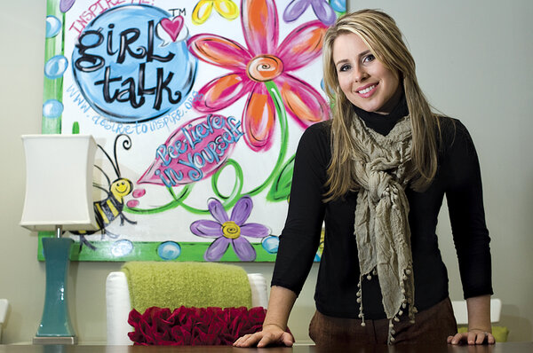 'Girl Talk' youth program counters school bullying with mentoring