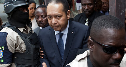 Haiti's 'Baby Doc' Duvalier detained for questioning in dramatic morning