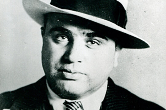 an analysis of the alphonse capone as the most famous of all american gangsters in history One of the most successful gangsters on bootlegging on capone once and for all more on al capone, including analysis of capone's.