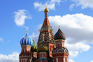 Russian Orthodox Churches Have An
