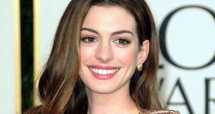 Anne Hathaway to be sixth Catwoman in 'The Dark Knight Rises'