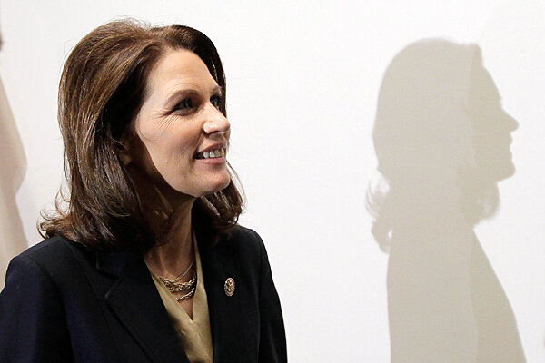 Michele Bachmann on State of the Union: Tea party response OK with GOP?