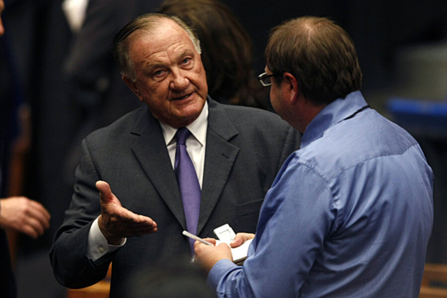 Sheriff could face recall for 'vitriol' comments after Tucson