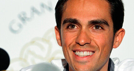 Facing sanction, Tour de France's Contador 'no longer believes' in doping system