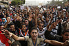 Egypt's crackdown on protesters evokes Iran's heavy hand in 2009 unrest