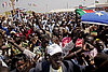 As South Sudan clears another milestone for independence, its capital booms