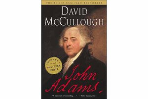 david mccullough biography of john adams