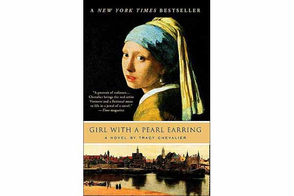 a comparison between the book girl with a pearl earring by tracy chevalier and the movie by peter we Girl with a pearl earring is a tracy chevalier's tracy chevalier discusses girl with a pearl earring on the bbc world book club tracy chevalier ted.