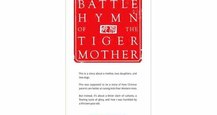 """Battle Hymn of the Tiger Mother"" – is Amy Chua right?"