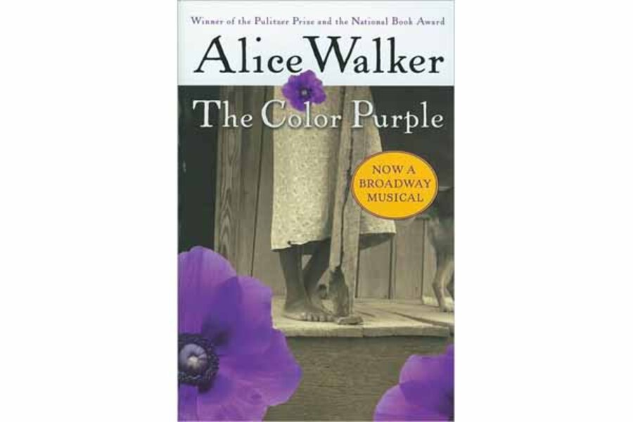 The Color Purple, by Alice Walker - CSMonitor.com