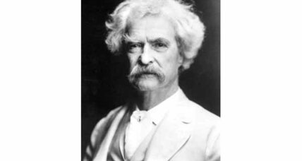 The 'n'-word gone from Huck Finn – what would Mark Twain say?