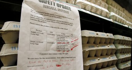 Food safety law: Six ways it will make food safer
