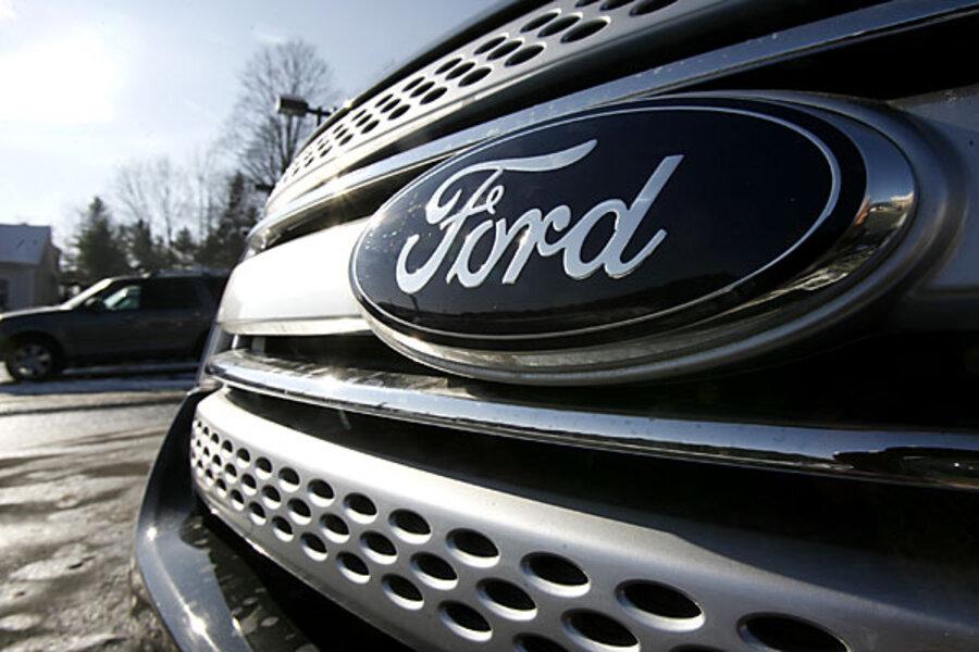 Ford Motor Company Huge Profits But Stock Falls