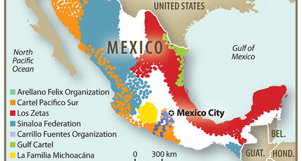 Mexico's most powerful drug cartels