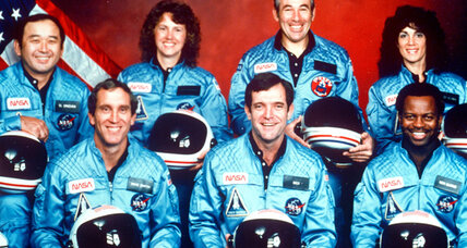 space shuttle challenger tragedy address - photo #16