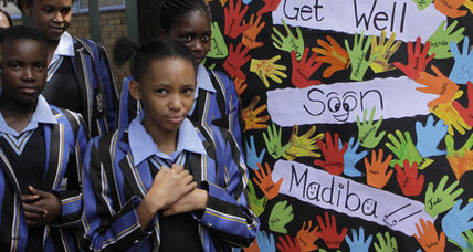 Why South Africans' reverence for Nelson Mandela runs so deep