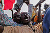 Sudan sees Egypt-inspired protests in the North, jubilation on referendum in the South