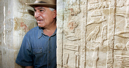 Is Indiana Jones the next victim of Egypt's revolution?