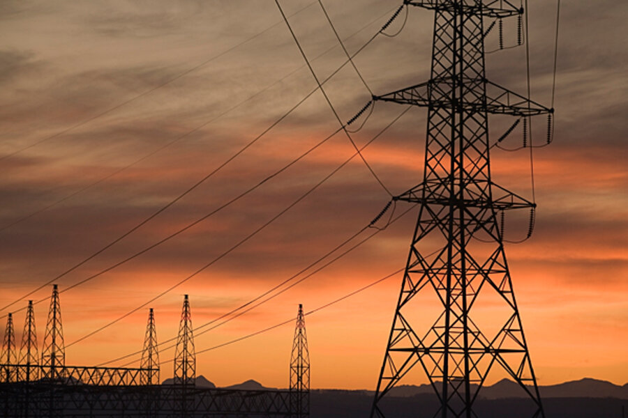 Electric Grid Monitor : America s power grid too vulnerable to cyberattack us