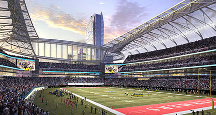Farmers Field: L.A. edges closer to building $1 billion football stadium